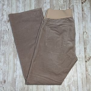 GAP 1969 Maternity Sexy Boot Corduroy Jeans